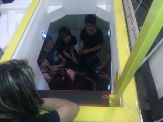 Granger Iss Tornado Shelter Storm Shelters Photo Gallery